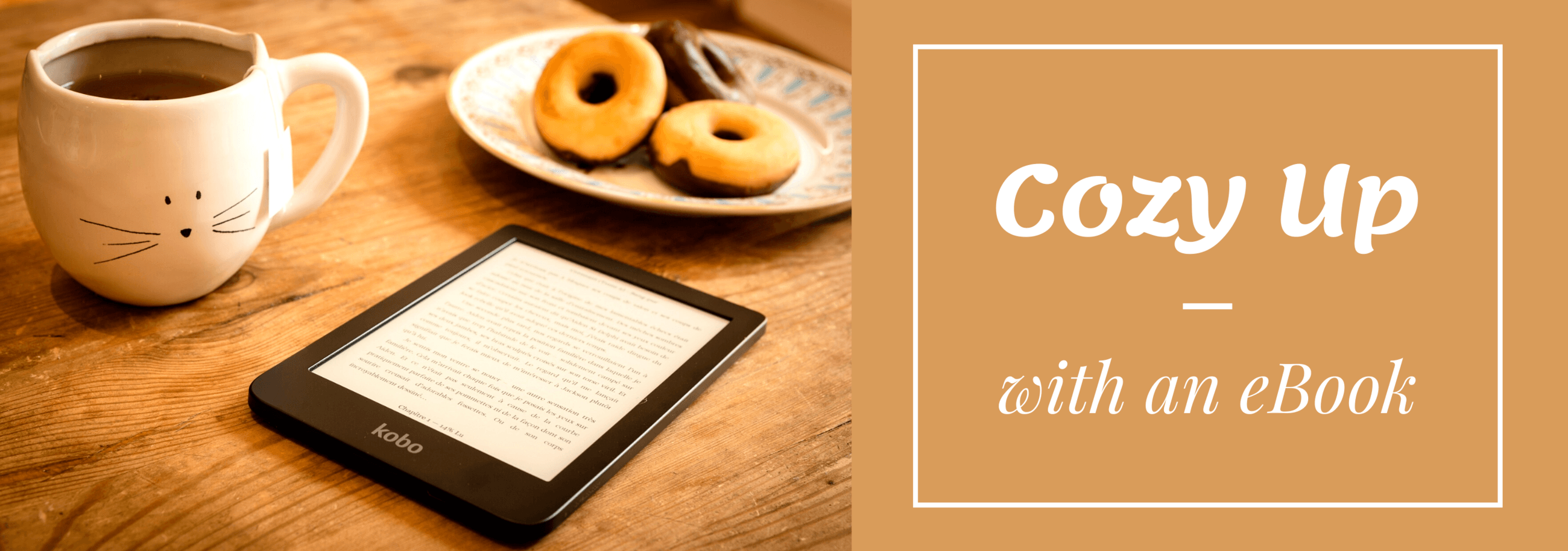Cozy Up With an eBook