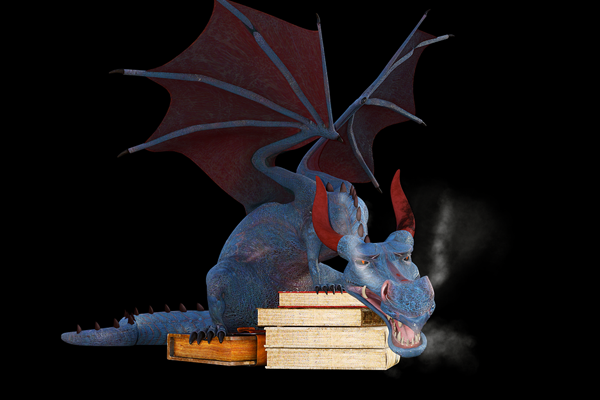 dragon books