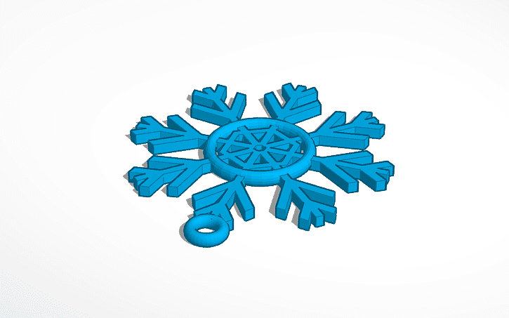holiday TinkerCAD