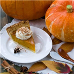 Pie and pumpkins