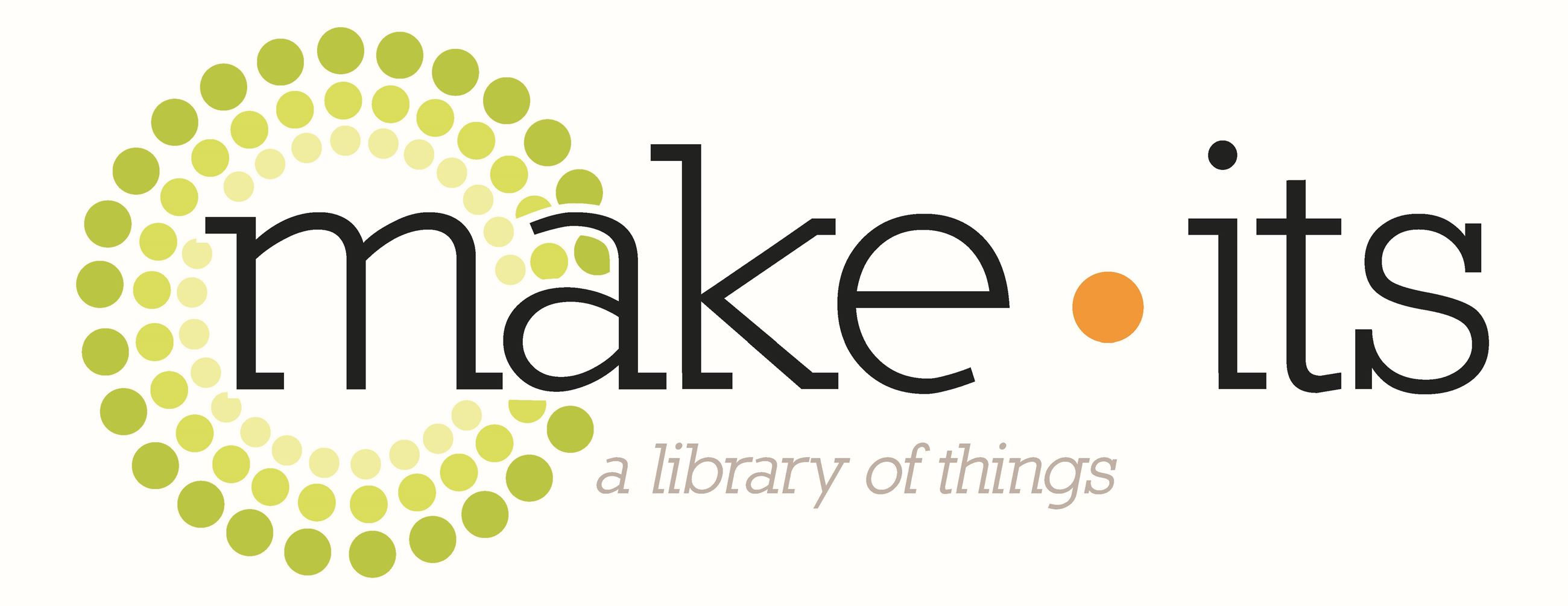 Make•Its: A Library of Things