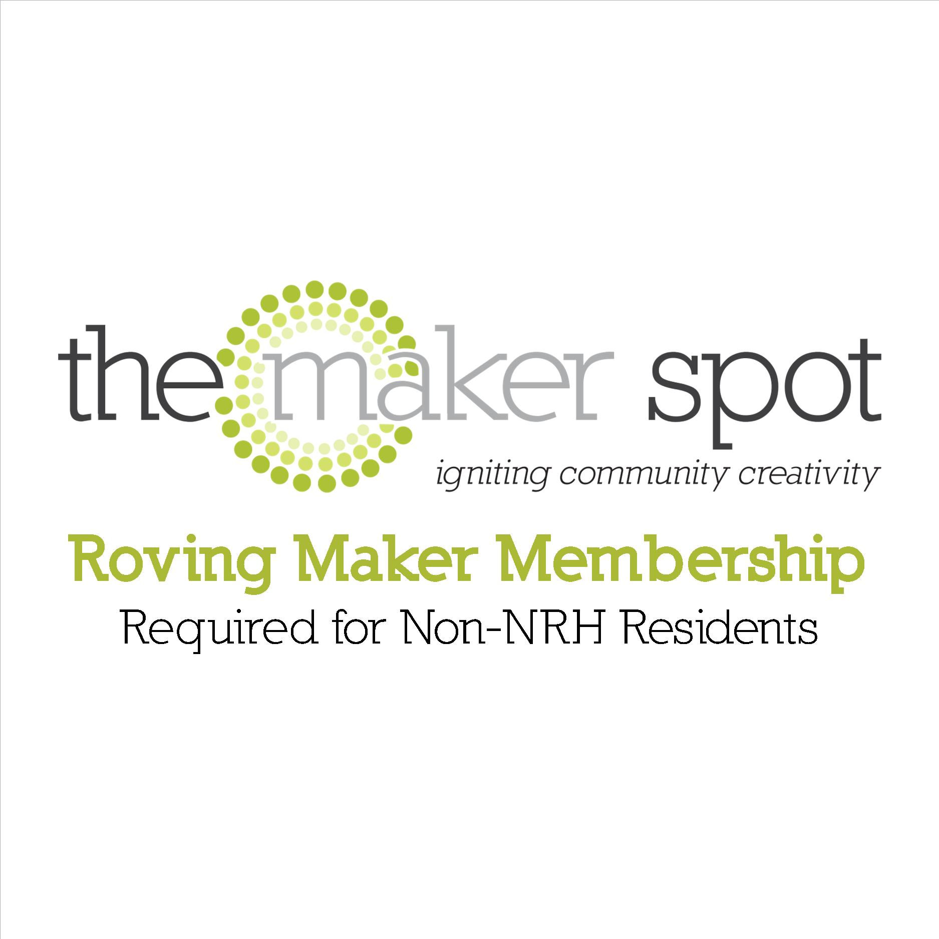 Roving Maker Membership
