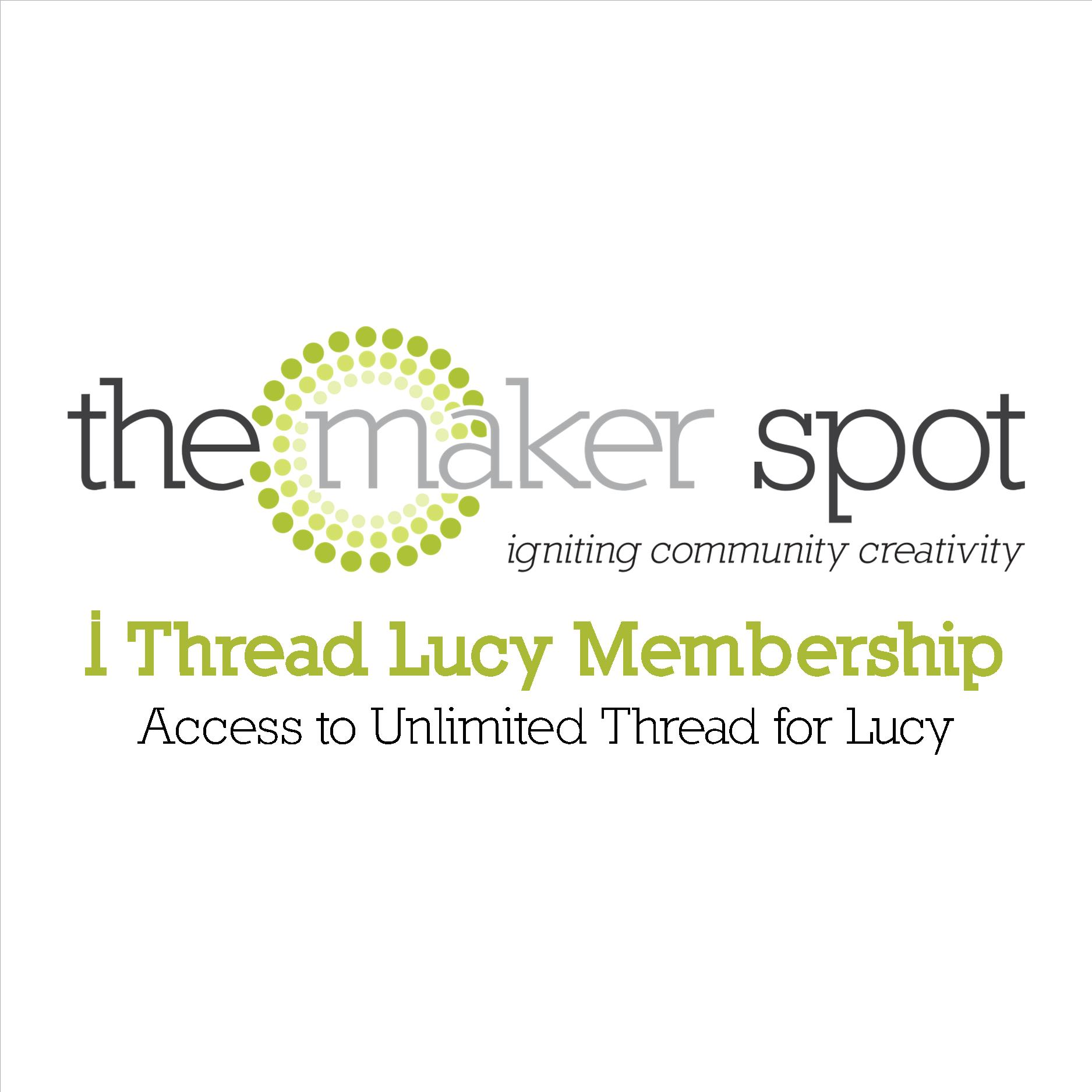 I Thread Lucy Membership
