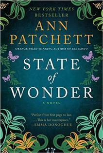 state of wonder, book, cover, club,
