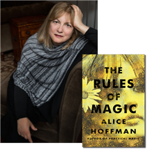 alice hoffman, author event, book signing, free