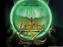 legends of oz, dorothys return, free, movie, screening, library,
