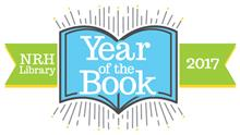 year of the book, logo,