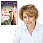 melanie benjamin, girls in the picture, author event, free, library, book signing,