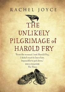 harold, fry, unlikely, pilgrimage, book, cover