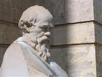 socrates, cafe, philosophy, adult,
