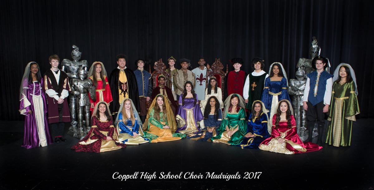 madrigals, coppell,