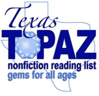 texas topaz list, TLA, non-fiction
