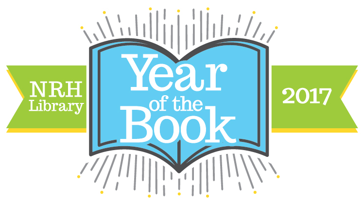 year of the book, logo